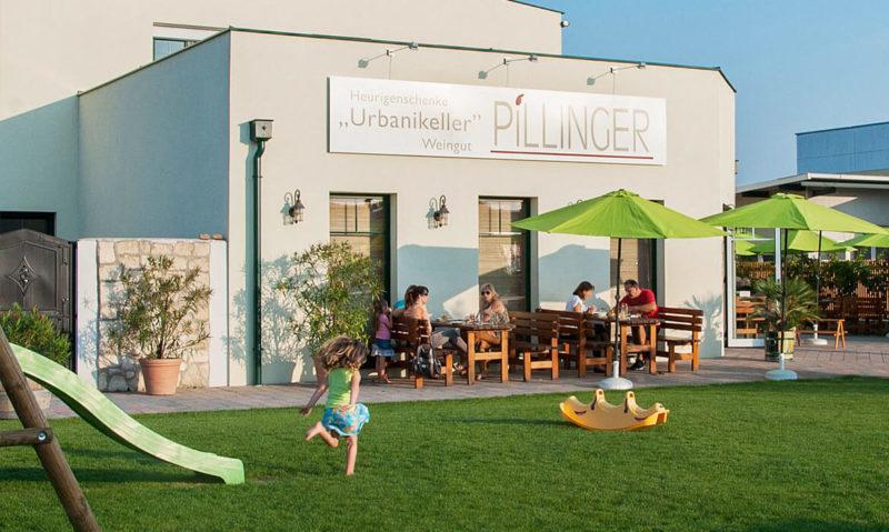 Urbanikeller Heuriger Mönchhof